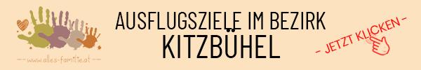 Ausflugsziele im Bezirk Kitzbühel