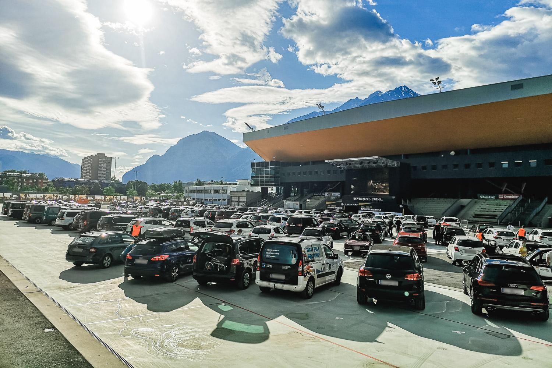 Autokino Innsbruck   Olympiaworld   Metropol Multiplexx