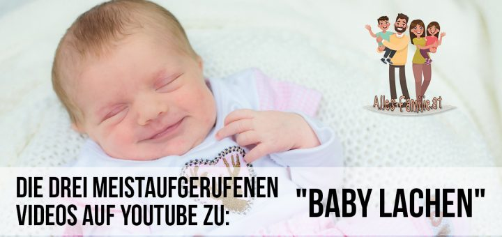 """Baby lachen"" Videos auf Youtube"
