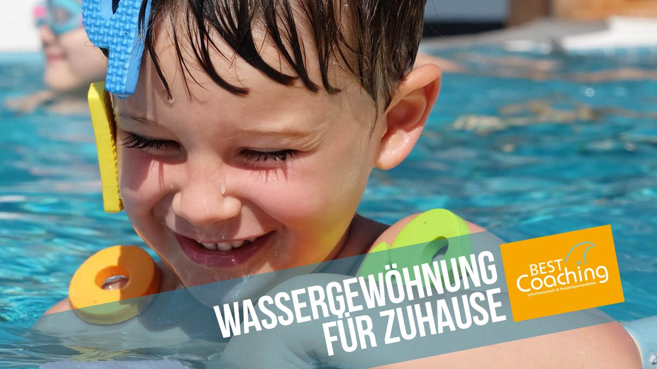 Schwimmkurs in Innsbruck und Tirol | Best Coaching Zirl, Wassergewöhnung für Zuhause