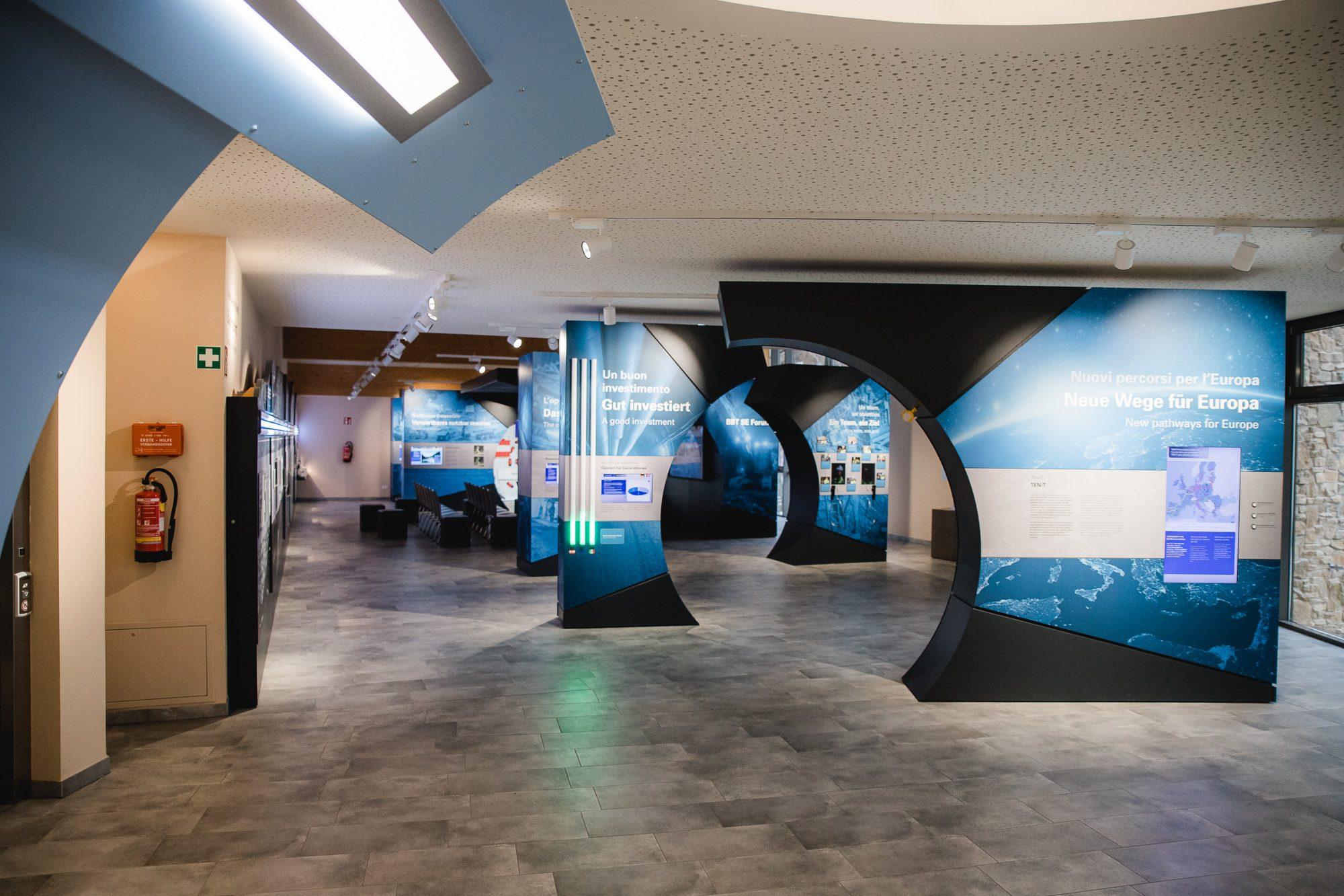 Brenner Basistunnel - BTT Tunnelwelten