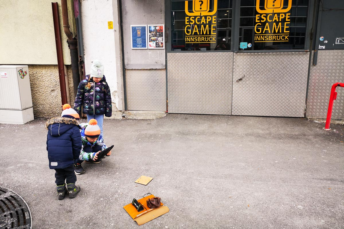 Escaperoom Innsbruck | Escapegame Innsbruck