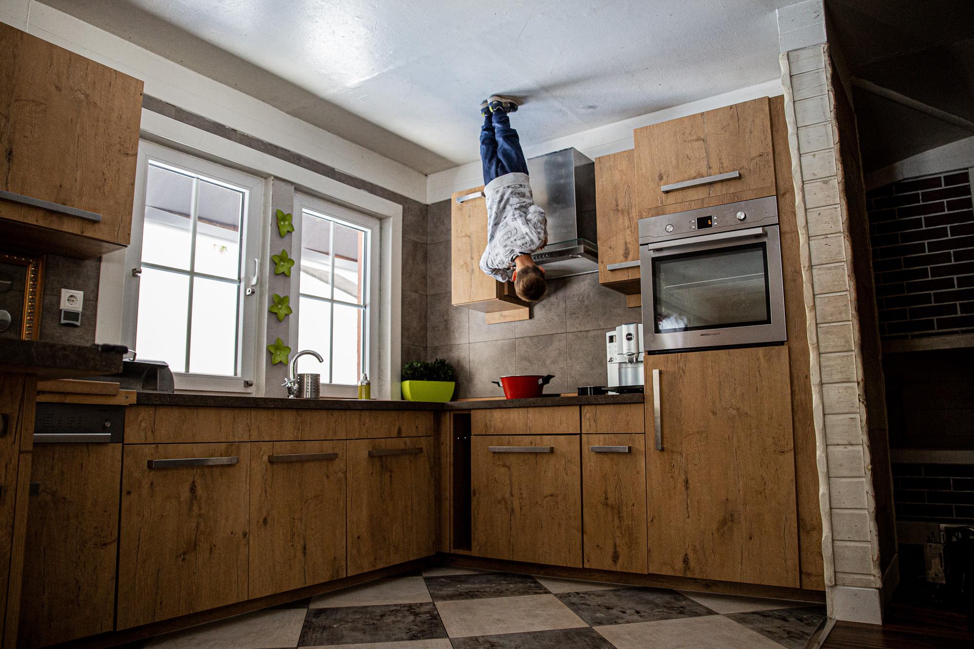 Haus steht Kopf | Vomp | Terfens | Ausflugsziel Tirol | Küche