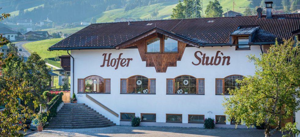 Kinderfreundliches Restaurant   Hofer Stubn Kolsassberg