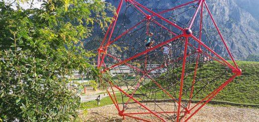 Kinderspielplatz Kematen - Ein cooler Spielplatz für Kinder aller Altersklassen
