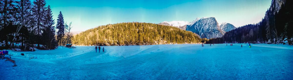 Piburger See Ötztal Tirol