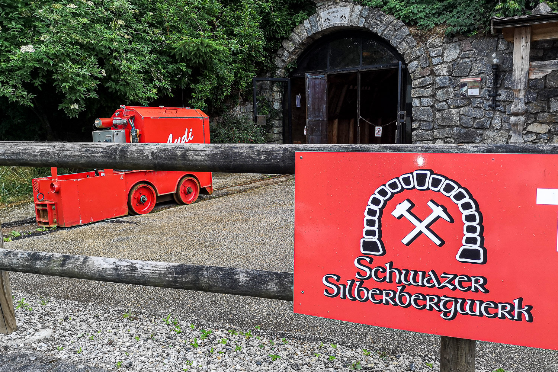 Silberbergwerk Schwaz | Ausflugsziele Tirol
