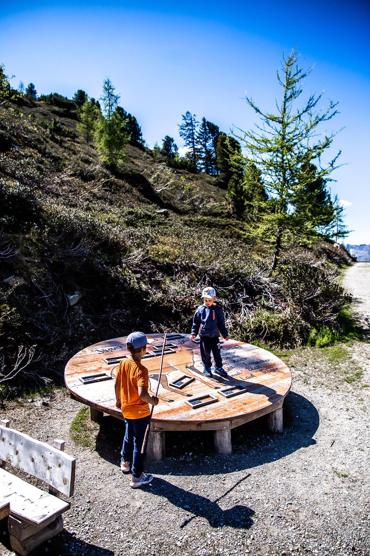 Wildtierpfad Zillertaler Höhenstraße | Ausflugsziel Tirol